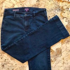 NYDJ Teresa Trouser Jeans - 10 Petite